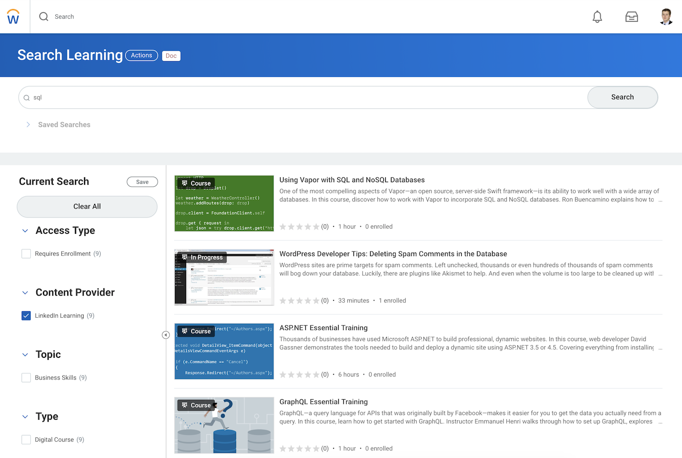 Workday Marketplace